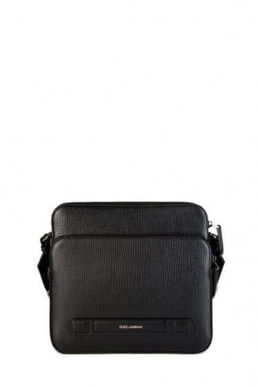 Dolce & Gabbana Cross Body Bag Black
