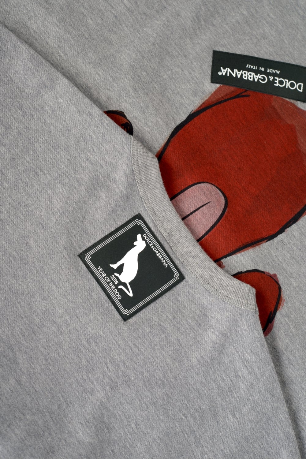 ca56d543 Dolce Gabbana Dog Sweatshirt | The Art of Mike Mignola