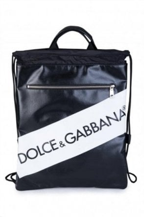 Dolce & Gabbana Drawstring Backpack