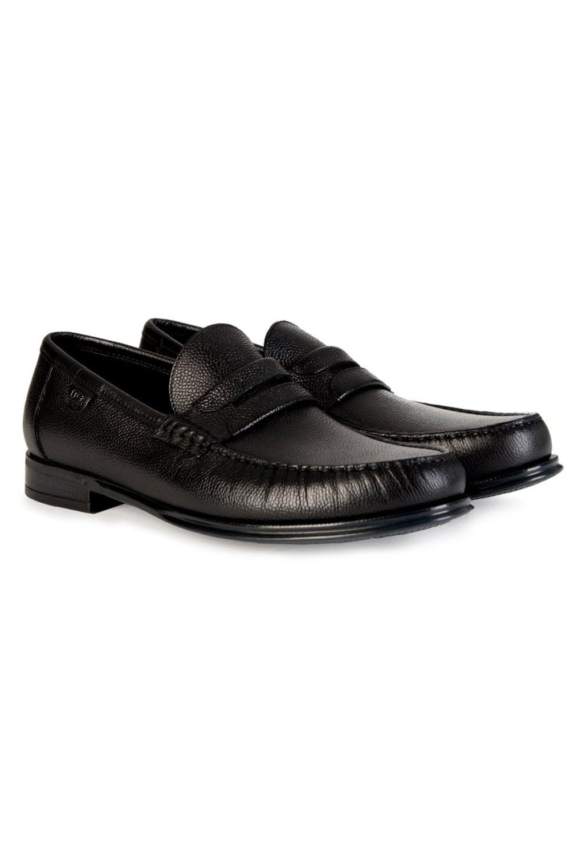Dolce \u0026 Gabbana Leather Loafers Black