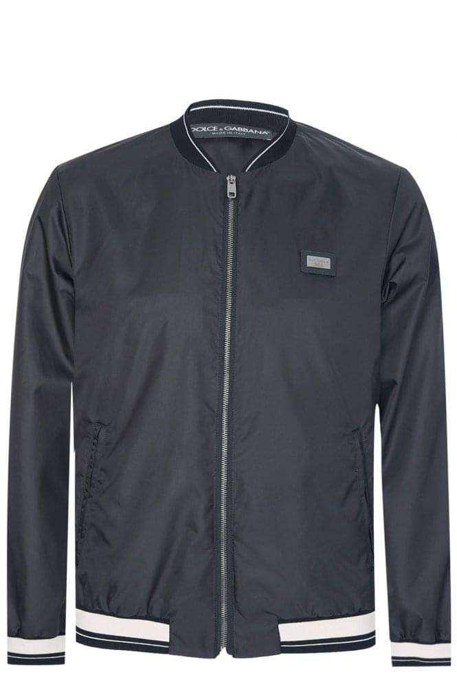 dolce-and-gabbana-logo-plaque-bomber-jacket-black