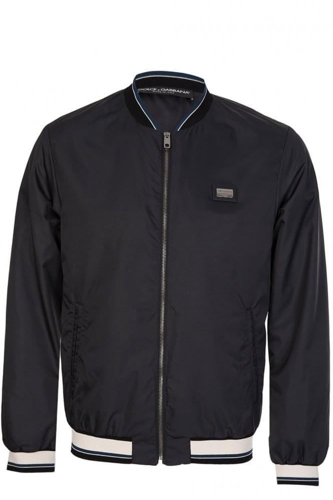 dolce-and-gabbana-logo-plaque-bomber-jacket-navy
