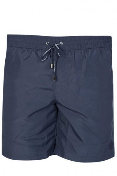 Dolce & Gabbana Mid Length Swim Shorts Blue