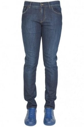 Dolce & Gabbana Mid Rise Jeans