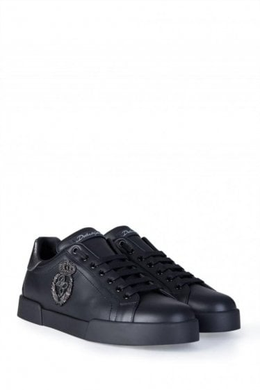 Dolce & Gabbana Side Logo Sneakers