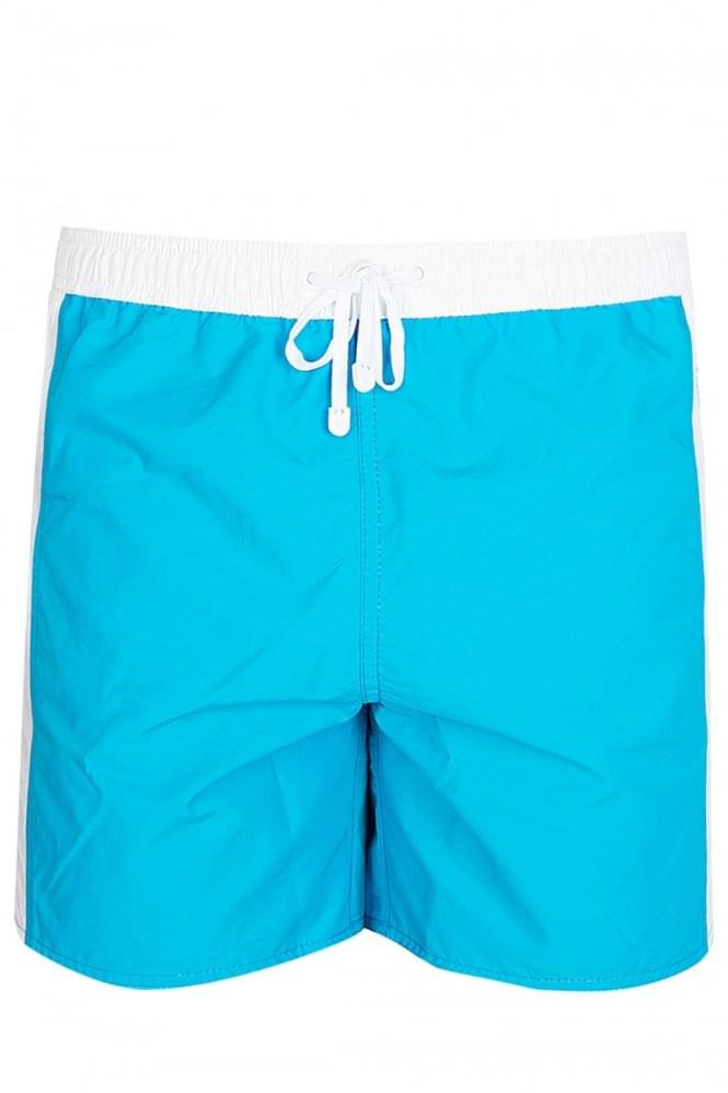 ARMANI EA7 Swim Shorts Blue