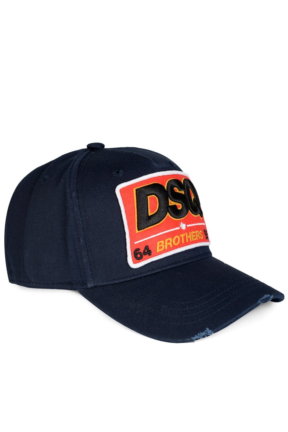 DSQUARED2 DSQ Patch Baseball Cap - Clothing from Circle Fashion UK 5ab1f936a09