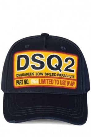 Dsquared Baseball Cap Navy