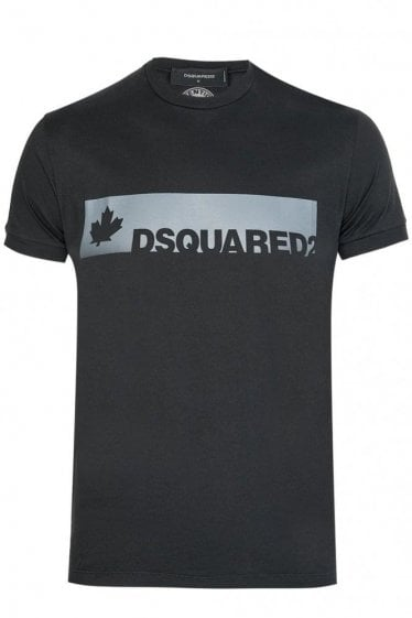 Dsquared Box Print Tshirt