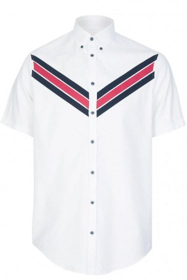 Dsquared Brit Rock Short Sleeved Shirt