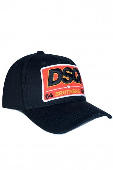 Dsquared Brothers Baseball Cap Navy