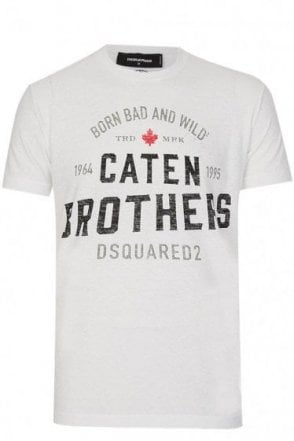 Dsquared Caten Brothers Tshirt