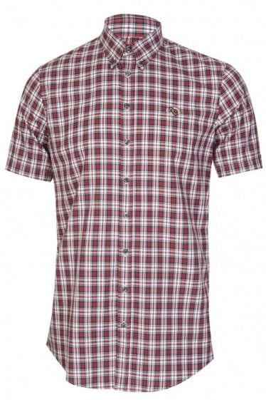 Dsquared Check Cotton Shirt