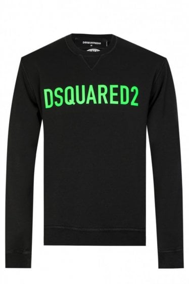 Dsquared Chest Logo Sweatshirt