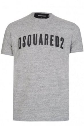 Dsquared Chic Dan Fit T-Shirt Grey