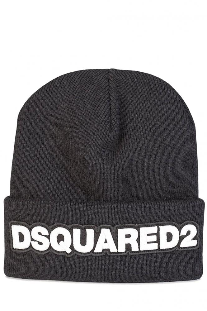 DSQUARED Chunky Knit Beanie