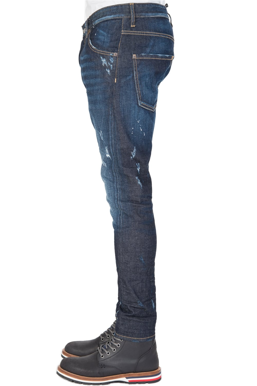 Dsquared Classic Kenny Twist Jeans Blue 09e99caab43b