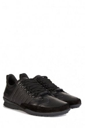 Dsquared Classic Triple Black Trainers