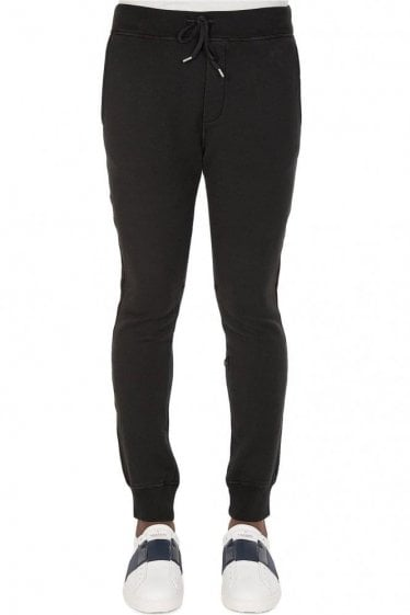 Dsquared Closed Cuff Joggers Black