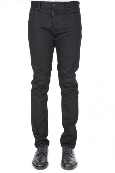 Dsquared Cool Guy Cotton Jeans Black