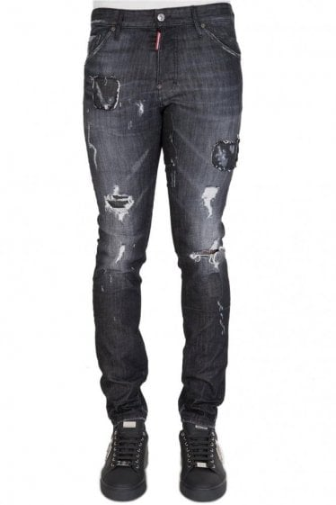 Dsquared Cool Guy Jean Black