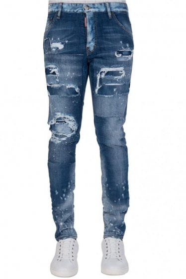 Dsquared Cool Guy Jeans Blue