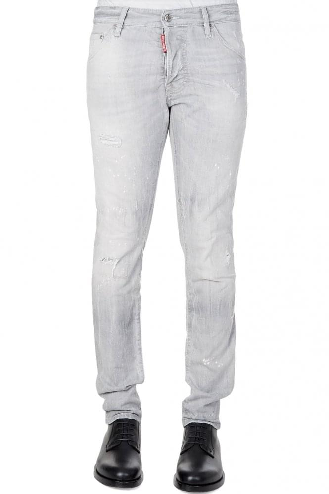 DSQUARED Cool Guy Jeans Grey