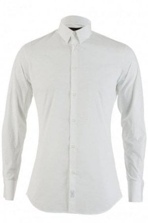 Dsquared Dean Fit Classic Shirt White
