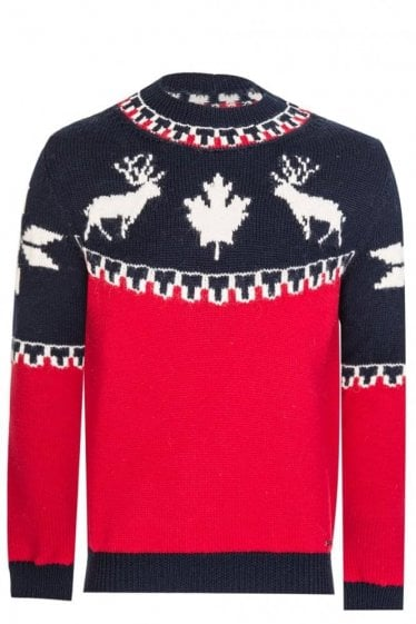 Dsquared Festive Jumper