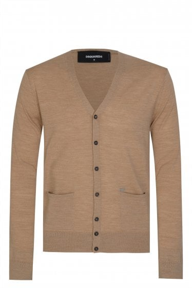 Dsquared Fine Gauge Cardigan
