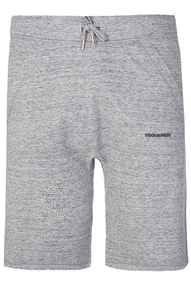 DSQUARED Front Pocket Shorts Grey