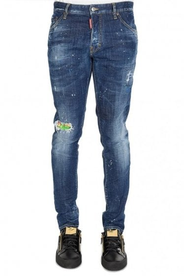 Dsquared Hawaii Cool Guy Jeans