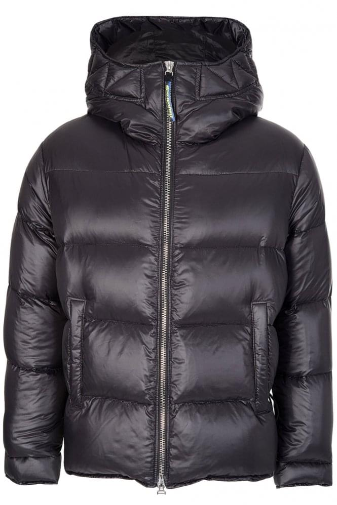 DSQUARED Hooded Down Puffer Jacket
