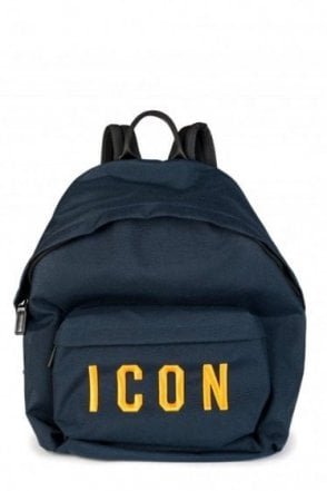 Dsquared Icon Backpack Navy