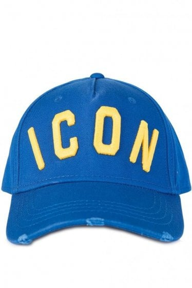 Dsquared Icon Baseball Cap Blue