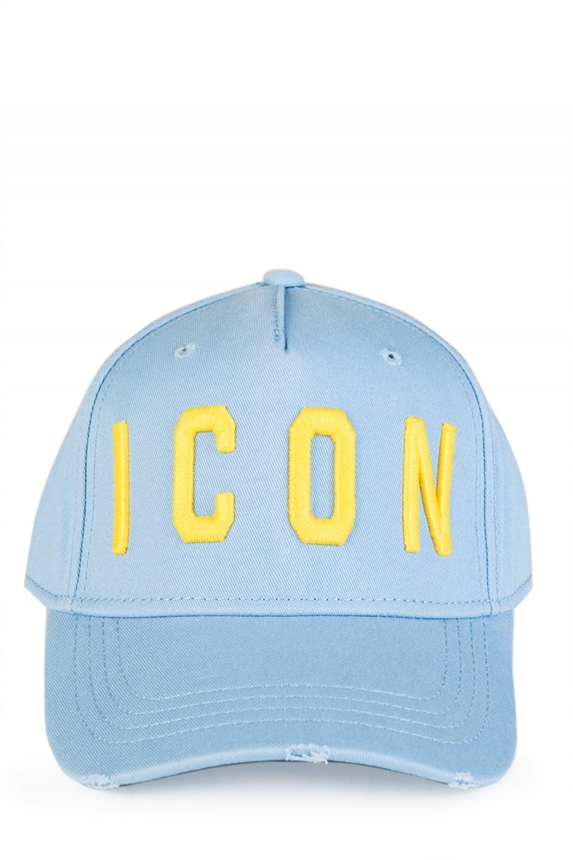 e68271219 Dsquared Icon Baseball Cap Blue