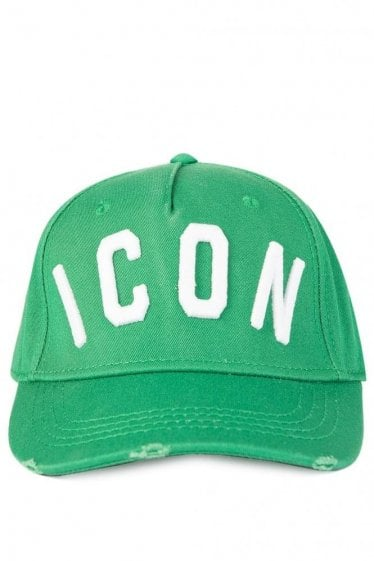 Dsquared Icon Baseball Cap Green