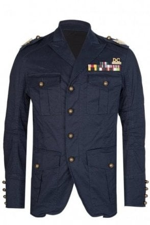 Dsquared 'JKT Golden Arrow' Jacket Navy