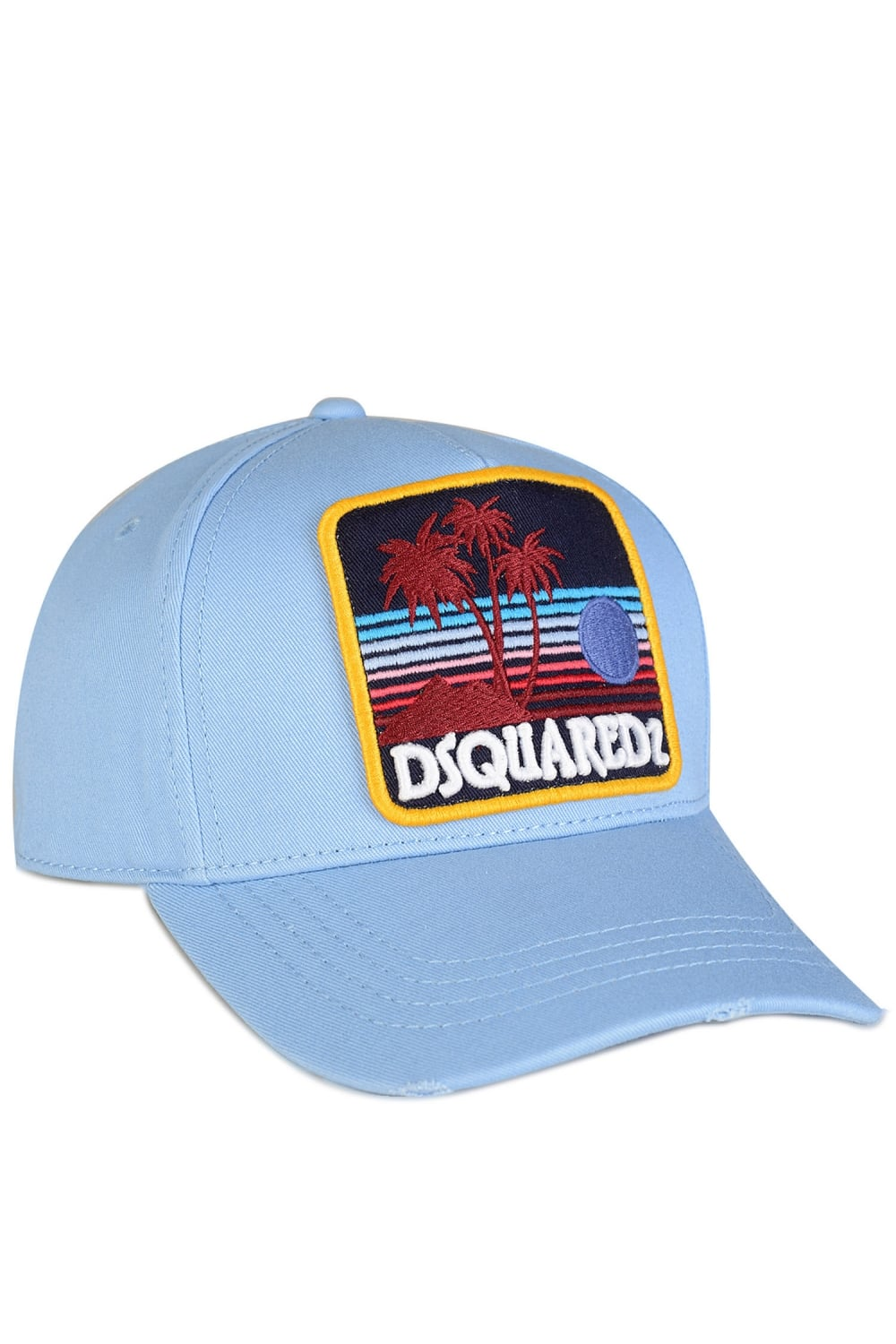 DSQUARED2 Dsquared Logo Patch Baseball Cap - Clothing from Circle ... da102355a12