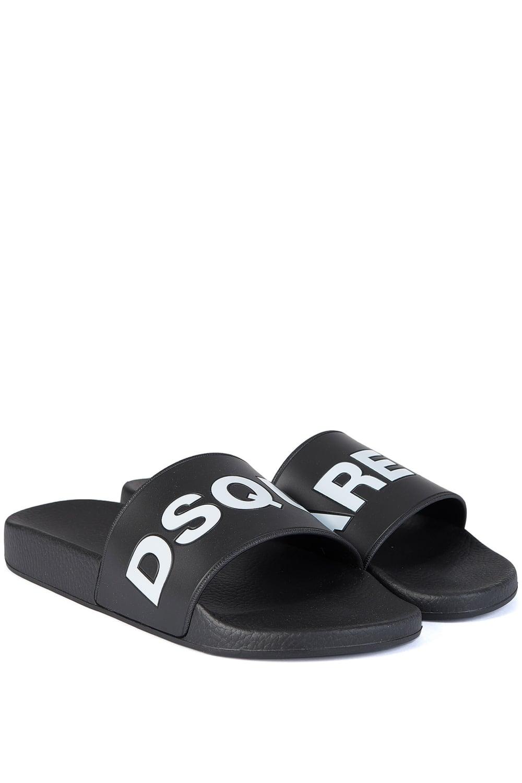 fd2159f6be275 Dsquared Logo Sandals