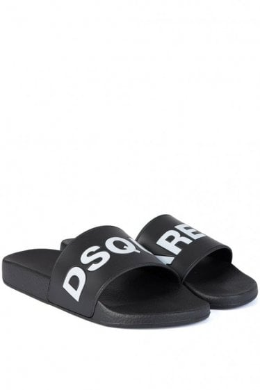 Dsquared Logo Sandals