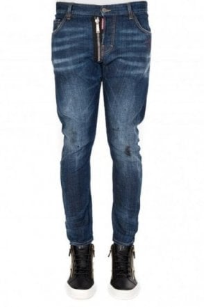 Dsquared M.B Zip Jeans