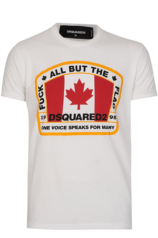 7d37e7f99fc96 dsquared t shirt maple leaf off 52% - www.passionbeaute-combourg.com