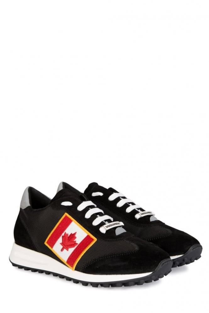 DSQUARED2 Dsquared Maple Leaf Runners