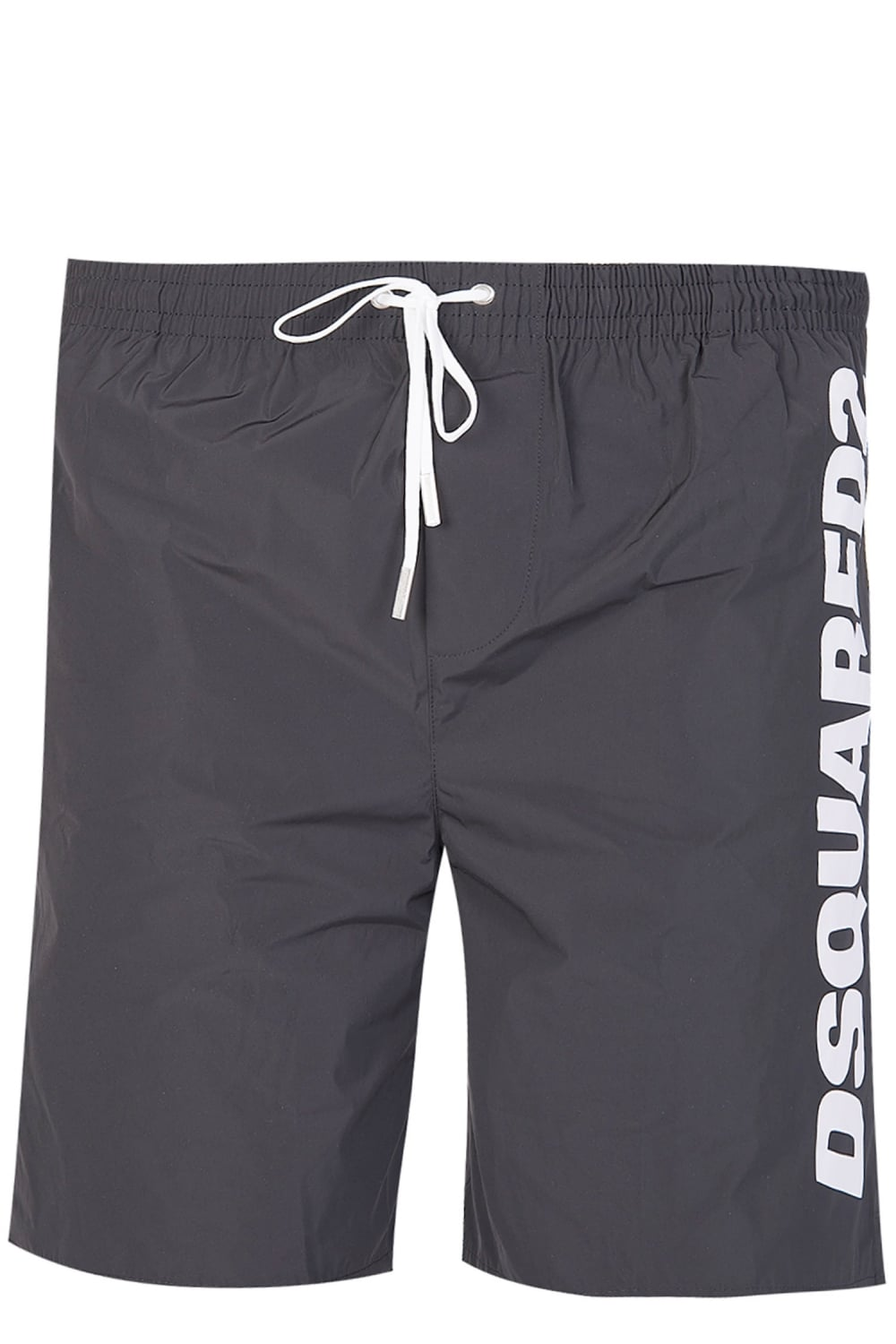 4987d2f2fc55 Dsquared Nylon Logo Swim Shorts Black