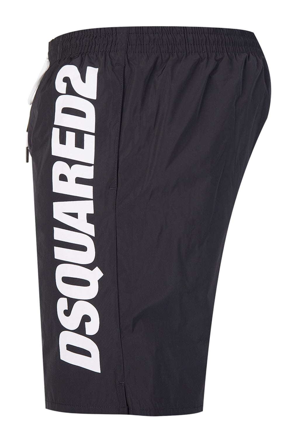 buying now excellent quality shades of Dsquared Logo Swim Shorts Black
