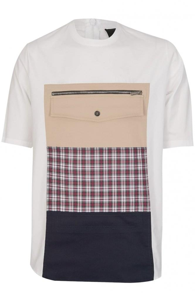 DSQUARED2 Dsquared Patch Pocket Tshirt