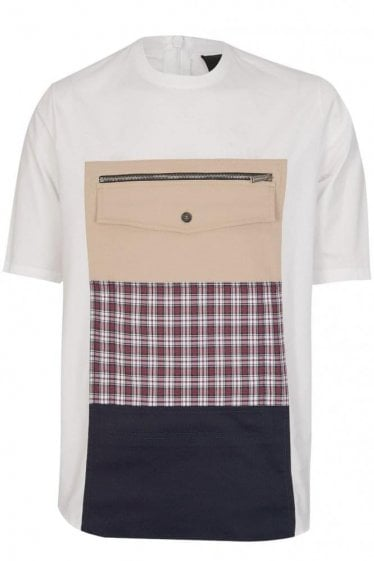 Dsquared Patch Pocket Tshirt