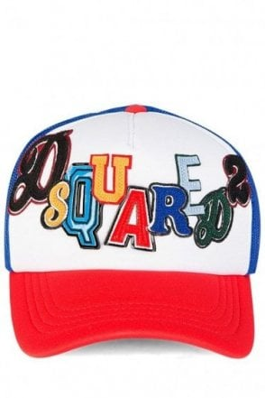 Dsquared Patches Snapback