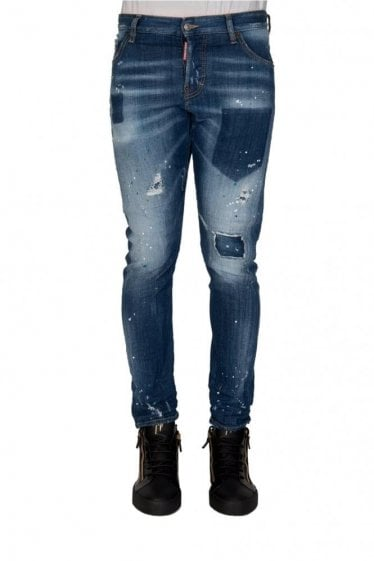 Dsquared Sexy Twist Jeans